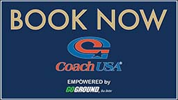 Book Now - Coach USA image